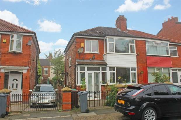 4 Bedrooms Semi Detached House for sale in Delamere Street, Manchester