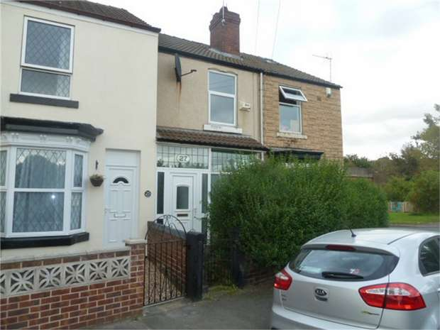 2 Bedrooms Terraced House for sale in New Station Road, Swinton, Mexborough, South Yorkshire