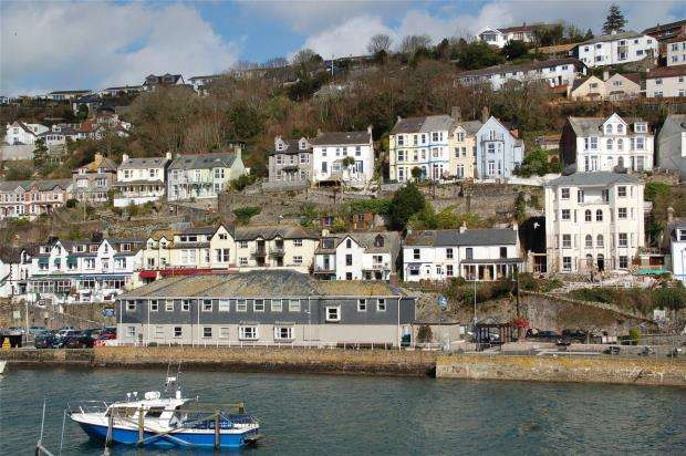 4 Bedrooms End Of Terrace House for sale in Shutta Road, Looe, Cornwall