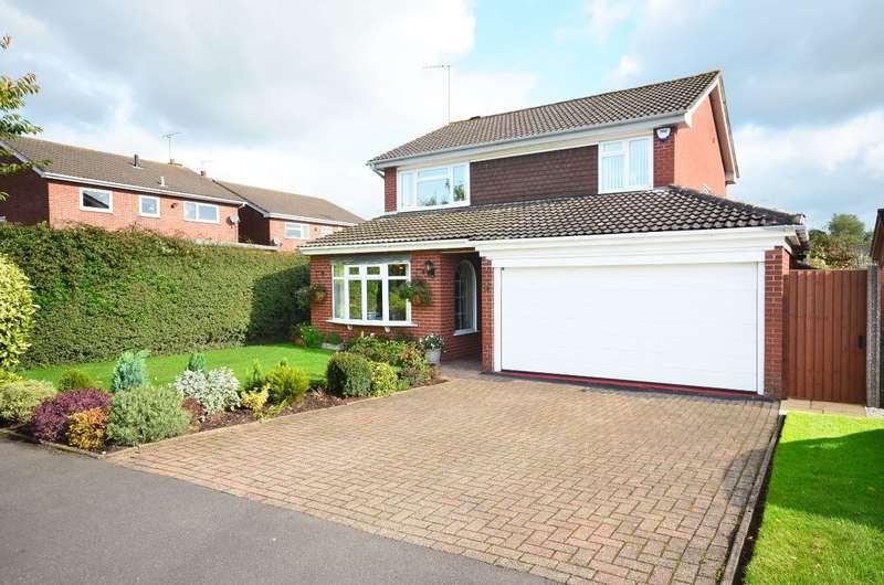 4 Bedrooms Detached House for sale in ****NEW**** Farman Close, Meir Park, ST3 7RE