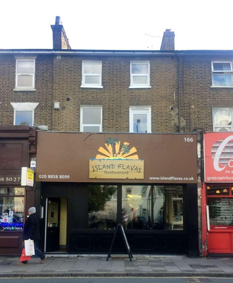 2 Bedrooms Commercial Property for sale in Trafalgar Road, Greenwich, London, SE10 9TZ