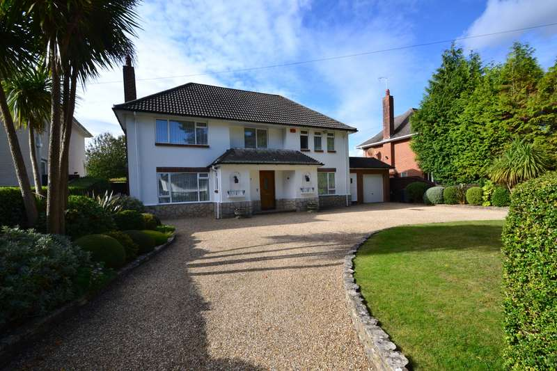 4 Bedrooms Detached House for sale in Talbot Woods