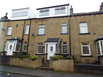 3 Bedrooms Terraced House for sale in Tennyson Street, Halifax, West Yorkshire