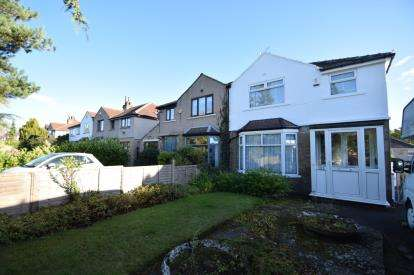 3 Bedrooms Semi Detached House for sale in Carr Road, Calverley, Leeds, West Yorkshire