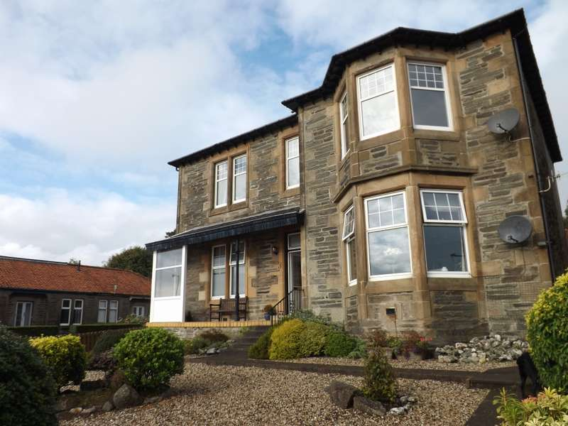 3 Bedrooms Ground Flat for sale in CRAIGELLACHIE 197, Alexandra Parade, Kirn, Dunoon, PA23 8HA
