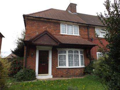 3 Bedrooms Semi Detached House for sale in Bassett Road, Wednesbury, West Midlands