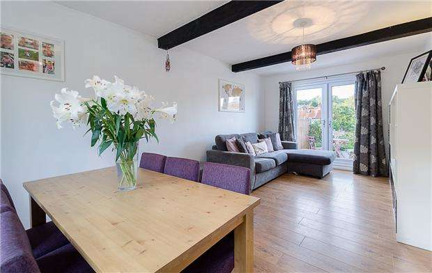 3 Bedrooms Terraced House for sale in Westleigh Avenue, COULSDON, Surrey, CR5 3AA