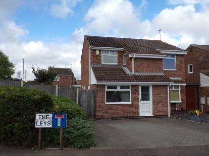 4 Bedrooms Detached House for sale in The Leys, Barton Green, Nottingham, Nottinghamshire