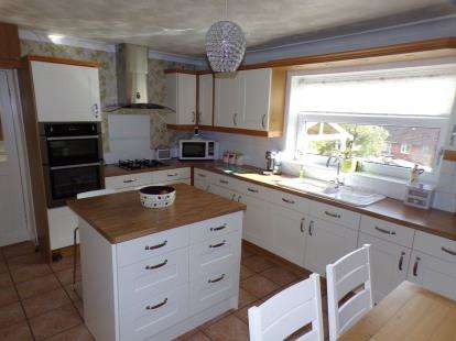 3 Bedrooms End Of Terrace House for sale in Sycamore Street, Church Warsop, Mansfield, Nottinghamshire