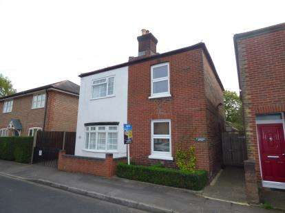 2 Bedrooms Semi Detached House for sale in St. Denys, Southampton