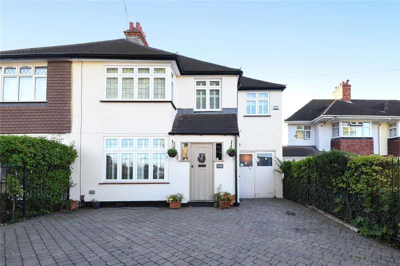 5 Bedrooms Semi Detached House for sale in Eastcote Road, Ruislip, Middlesex, HA4