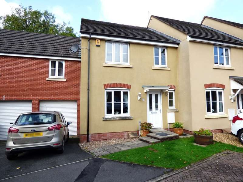 3 Bedrooms Terraced House for sale in Chelwood Grove, Plympton