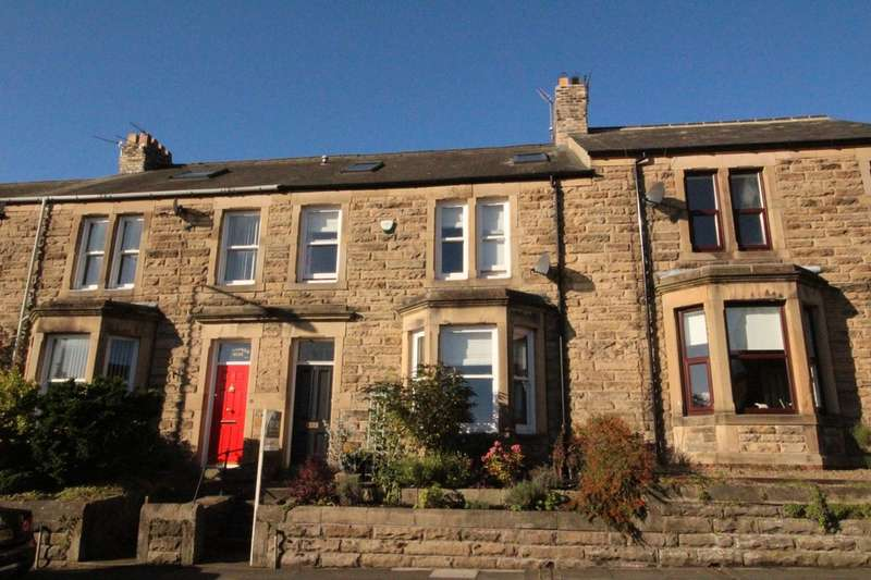 4 Bedrooms Terraced House for sale in Leazes Crescent, Hexham