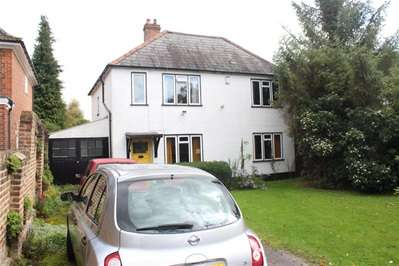 4 Bedrooms Detached House for sale in College Hill Road, Harrow Weald