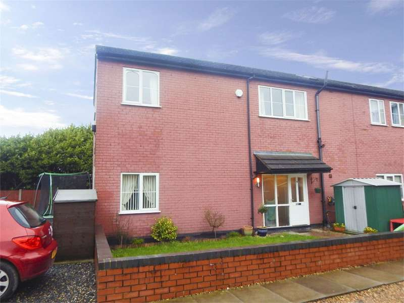 3 Bedrooms Semi Detached House for sale in Park Grange, Hindley, Wigan, WN2