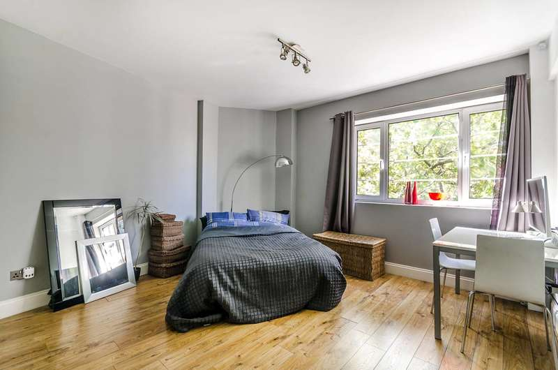 Studio Flat for sale in Charing Cross Road, Covent Garden, WC2H