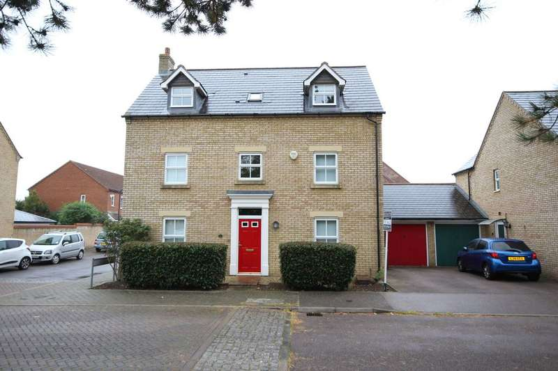 5 Bedrooms Detached House for sale in QUEENS ROAD AREA, MAIDSTONE