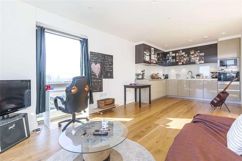 1 Bedroom Flat for sale in Rathbone Market, Barking Road, London, E16