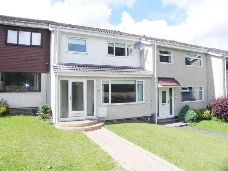 3 Bedrooms Terraced House for sale in Colonsay, St. Leonards, EAST KILBRIDE