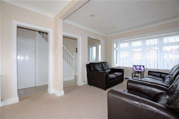 3 Bedrooms Terraced House for sale in Dean Drive, Stanmore