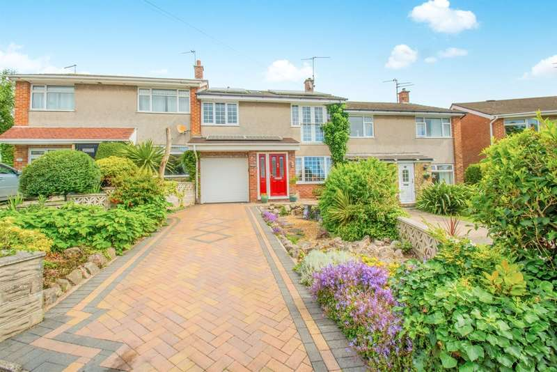 3 Bedrooms Terraced House for sale in Chapel Close, Dinas Powys