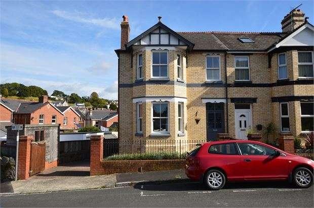 3 Bedrooms End Of Terrace House for sale in Milton Road, Abbotsbury, Newton Abbot, Devon. TQ12 2NL