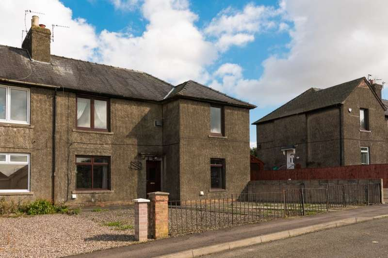 2 Bedrooms Flat for sale in Dundonald Crescent, Cardenden, Lochgelly, KY5