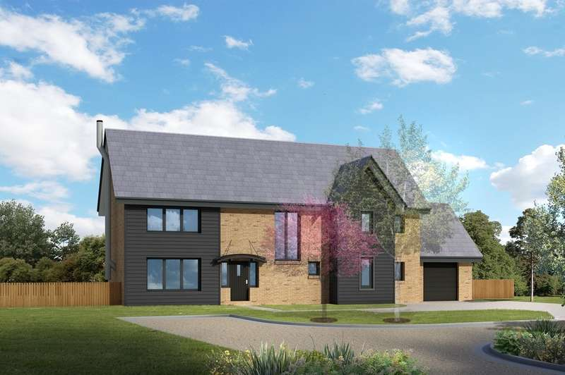 5 Bedrooms Detached House for sale in Plot 4, The Vines,Turnpike Lane, Red Lodge, IP28 8LF