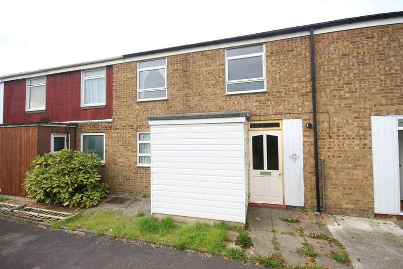 3 Bedrooms Terraced House for sale in Ullswater, Bracknell