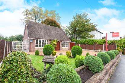 4 Bedrooms Bungalow for sale in Lawton Road, Alsager, Stoke-On-Trent, Cheshire