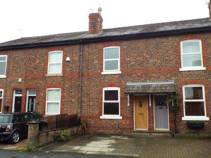 2 Bedrooms Terraced House for sale in Hawthorn Street, Wilmslow, Cheshire, .