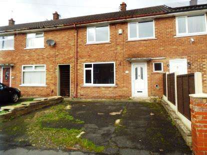 3 Bedrooms Terraced House for sale in Cartleach Lane, Worsley, Manchester, Greater Manchester