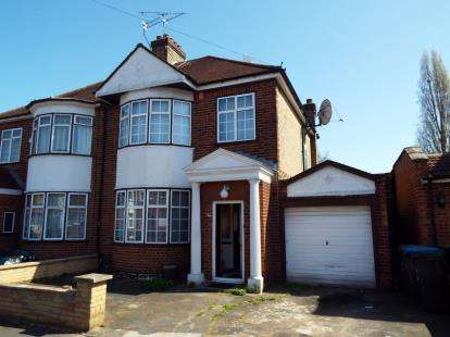 3 Bedrooms Semi Detached House for sale in Pentyre Avenue, London