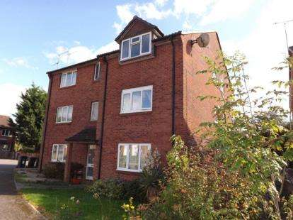 2 Bedrooms Flat for sale in Marney Road, Grange Park, Swindon