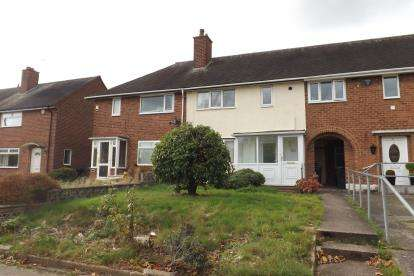 2 Bedrooms Terraced House for sale in Timberley Lane, Shard End, Birmingham, West Midlands