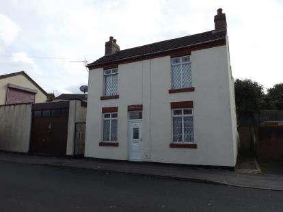 3 Bedrooms Detached House for sale in Bull Street, Darlaston, Wednesbury, West Midlands