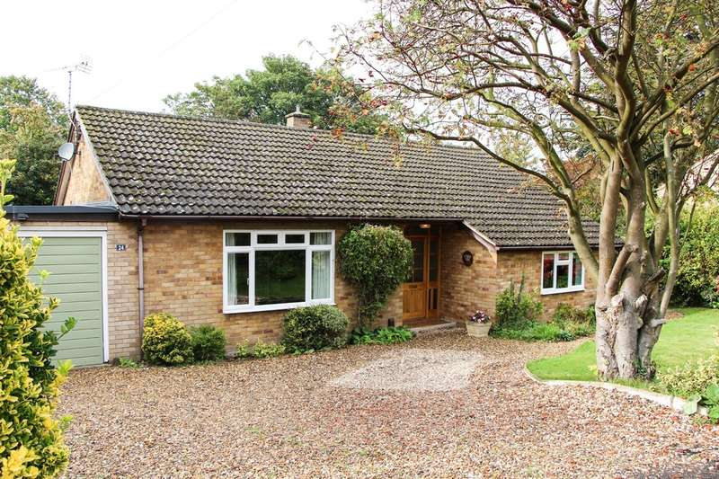 3 Bedrooms Detached Bungalow for sale in Mill Lane, Burwell
