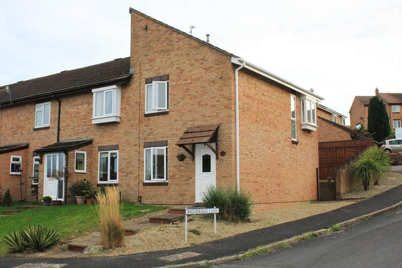 3 Bedrooms End Of Terrace House for sale in Burnley Road, Newton Abbot