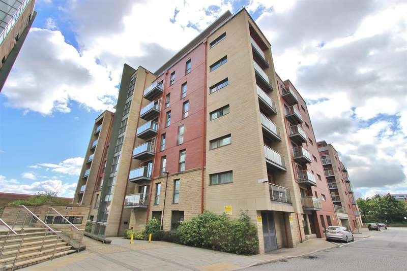 1 Bedroom Flat for sale in Porter Brook House, Napier Street, Sheffield, S11