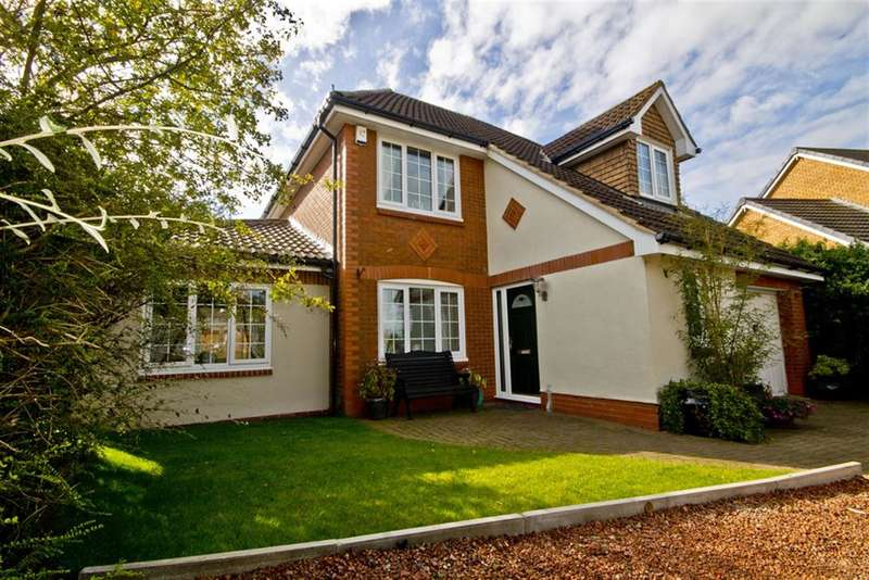 4 Bedrooms Detached House for sale in Ingleby Barwick, Stockton-on-Tees, TS17 0YR
