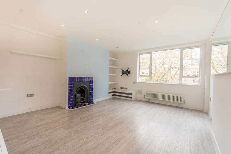 2 Bedrooms Flat for rent in Red Lion Square, Bloomsbury, WC1R
