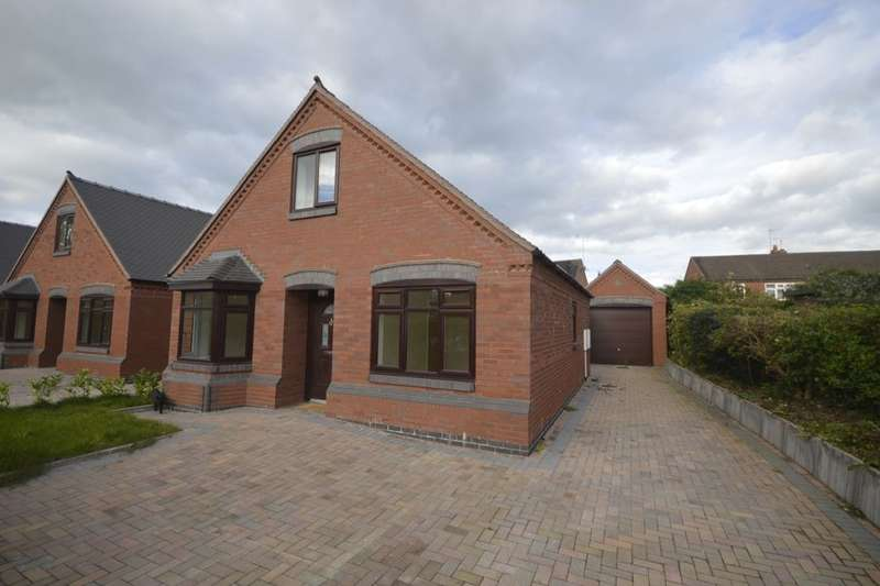 3 Bedrooms Detached Bungalow for sale in The Laurels Walton Way, Stone, ST15