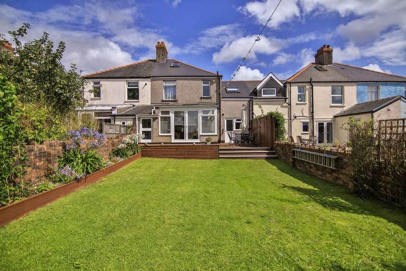 3 Bedrooms Semi Detached House for sale in Franklen Road, Whitchurch, Cardiff