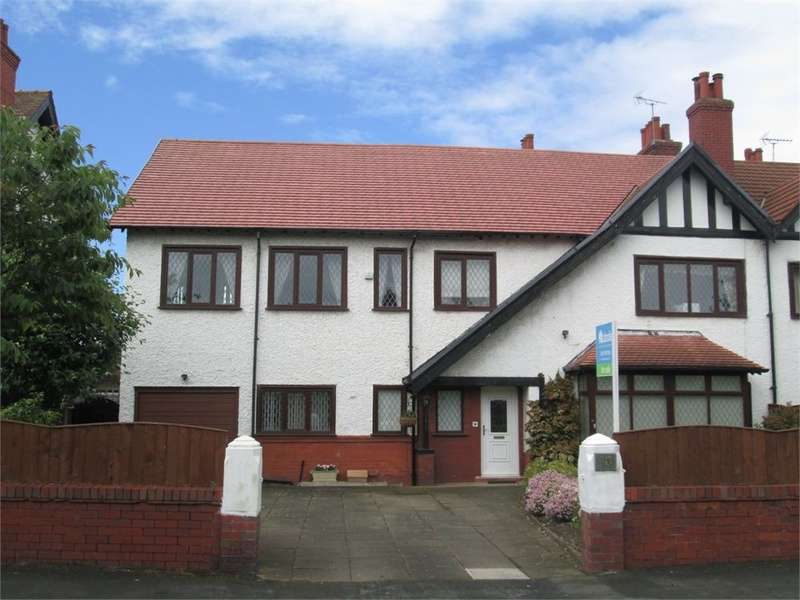 4 Bedrooms Semi Detached House for sale in Hall Road East, BLUNDELLSANDS, Merseyside