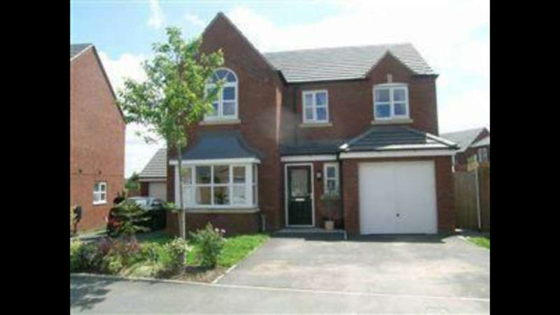 4 Bedrooms Detached House for sale in Haigh Close, Waterside Village, St Helens WA9