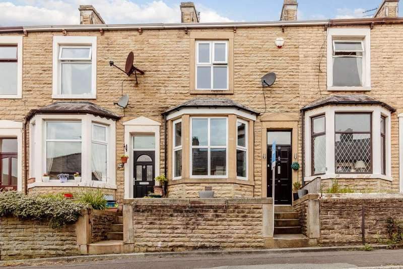 3 Bedrooms Terraced House for sale in Maple Street, Great Harwood, Blackburn, Lancashire BB6 7RY