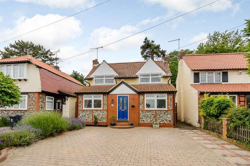 2 Bedrooms Detached House for sale in Church Walk, Sawbridgeworth, Hertfordshire CM21