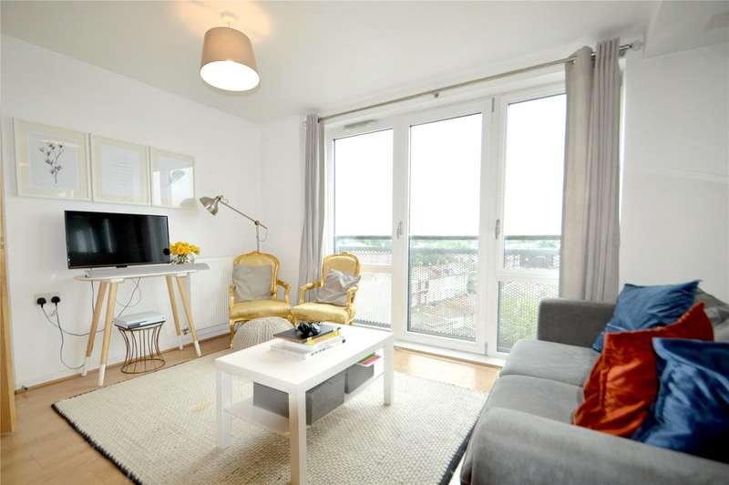 1 Bedroom Apartment Flat for sale in Gary Court, 189 London Road, Croydon
