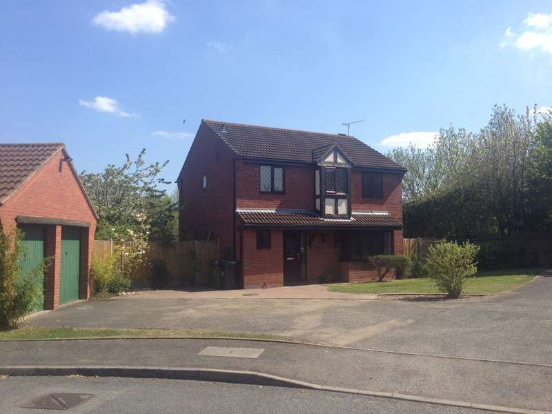 4 Bedrooms Detached House for sale in Homestead Avenue Worcester WR4