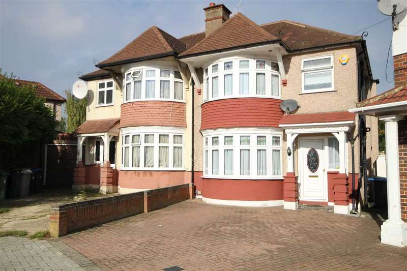 3 Bedrooms House for sale in Hampton Rise, Kenton, HA3.